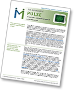 Risk Management the Pulse newsletter